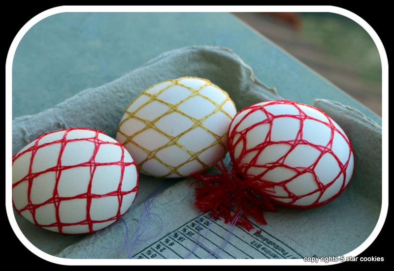 naturally dyed eggs using onion skin 5starcookies food blog 3 Organic Eggs lemon bag