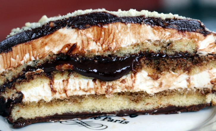 Opera Cake from the best food blog 5starcookies and Cookies - Quote for you