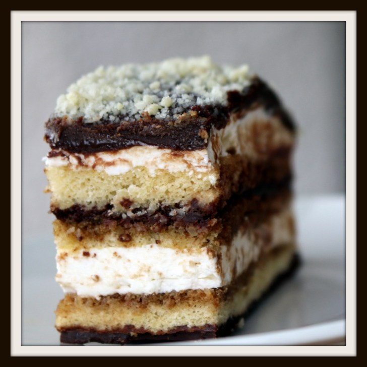 Opera Cake from the best food blog 5starcookies - I am perfect NOW