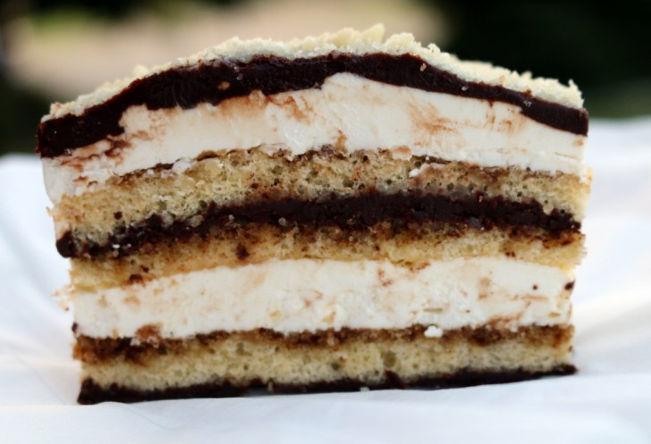 Opera Cake from the best food blog 5starcookies and Cookies - Enjoy your Cake