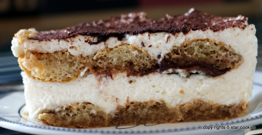 tiramisu from the best food blog 5starcookies-Enjoy