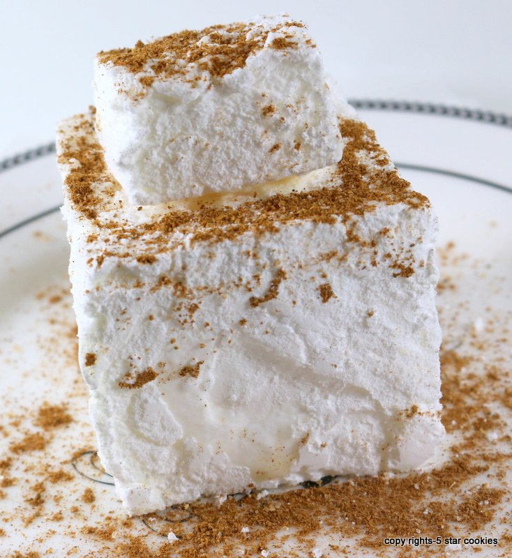 Oreo marshmallows from the best food blog 5starcookies-enjoy