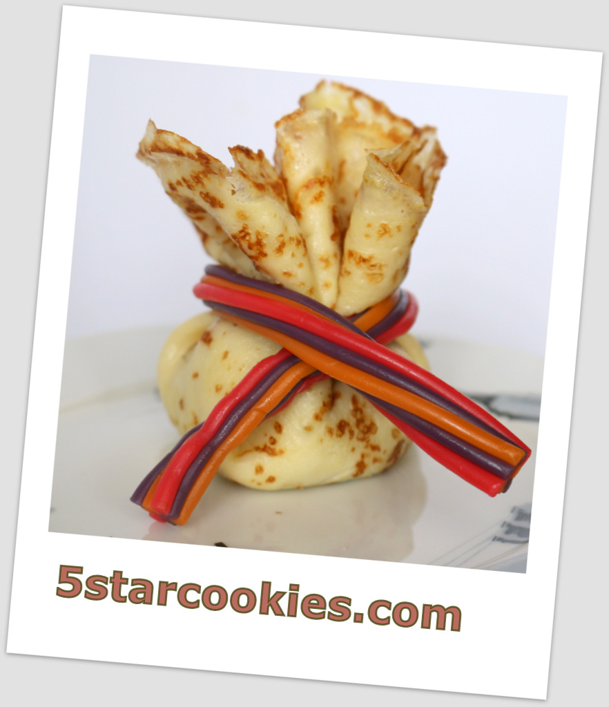 mini crepes treasure box from best food blog 5starcookies
