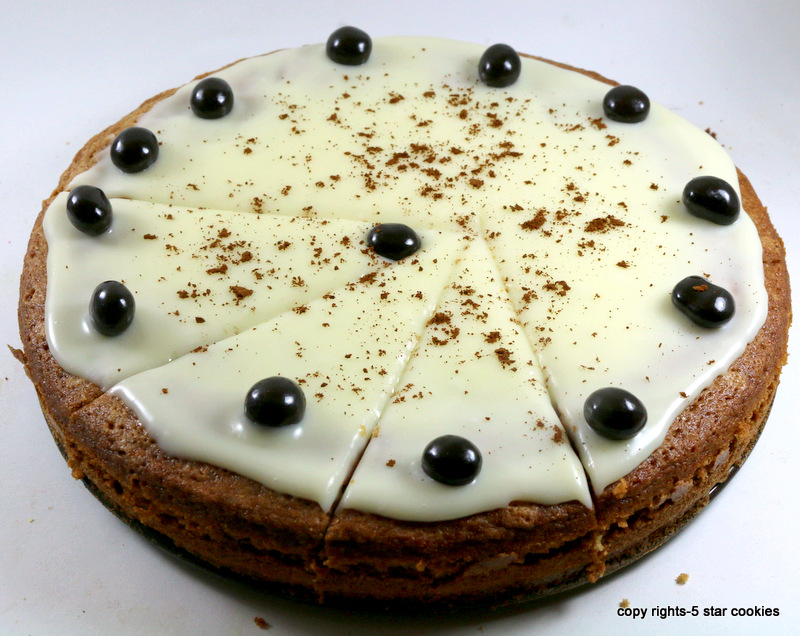 Coffee Addict Dream Cake-Magic from Coffee