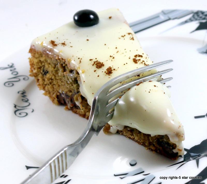 Coffee Addict Dream Cake-enjoy and share