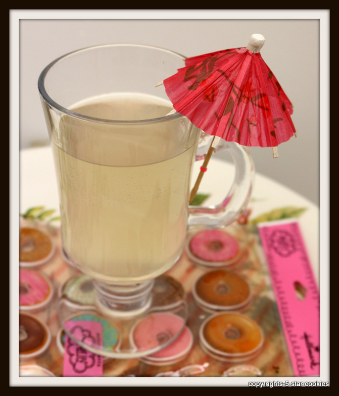 apple cider honey healthy drink from the best 5starcookies