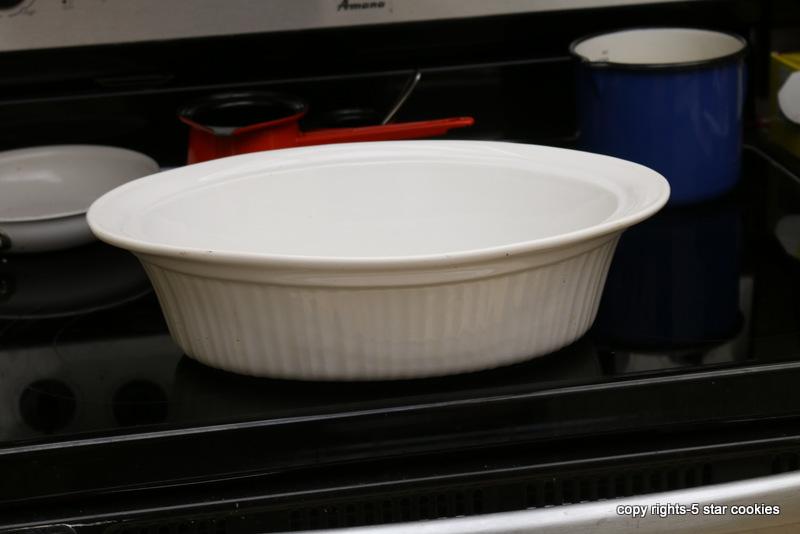djuvec from the best food blog 5starcookies-casserole dish