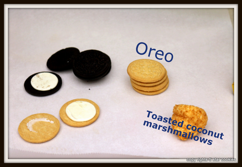 Golden Oreo Addition from your best food blog 5starcookies -ingredients
