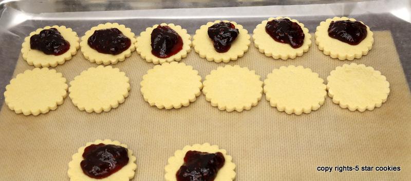 empire cookies from the best food blog 5starcookies