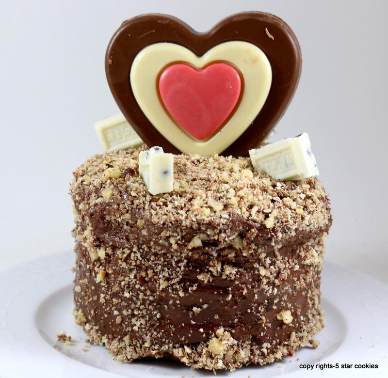 mini ferrero torte from the best food blog 5starcookies-enjoy and share