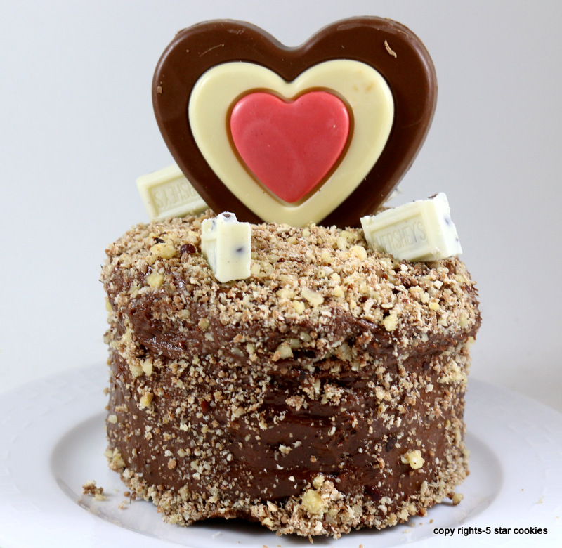 mini ferrero torte from the best food blog 5starcookies-enjoy and share