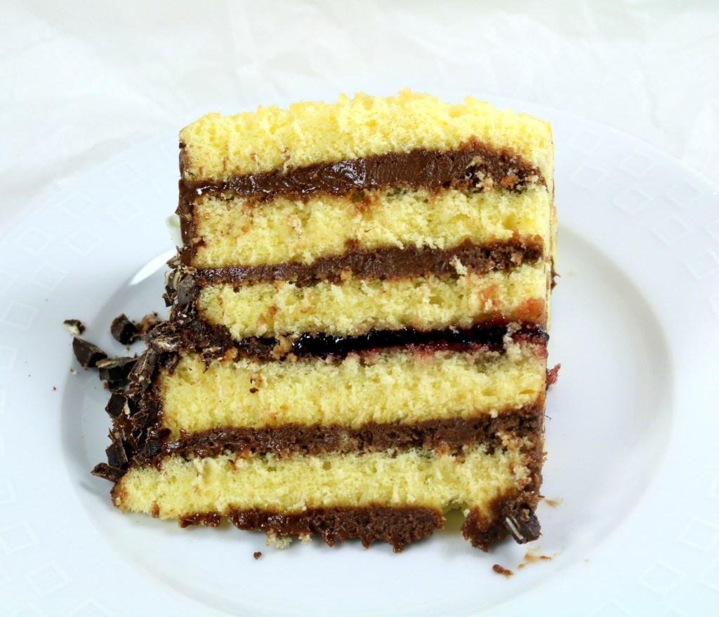 Vintage Grandma's Nostalgia Cake from the best food blog 5starcookies-enjoy