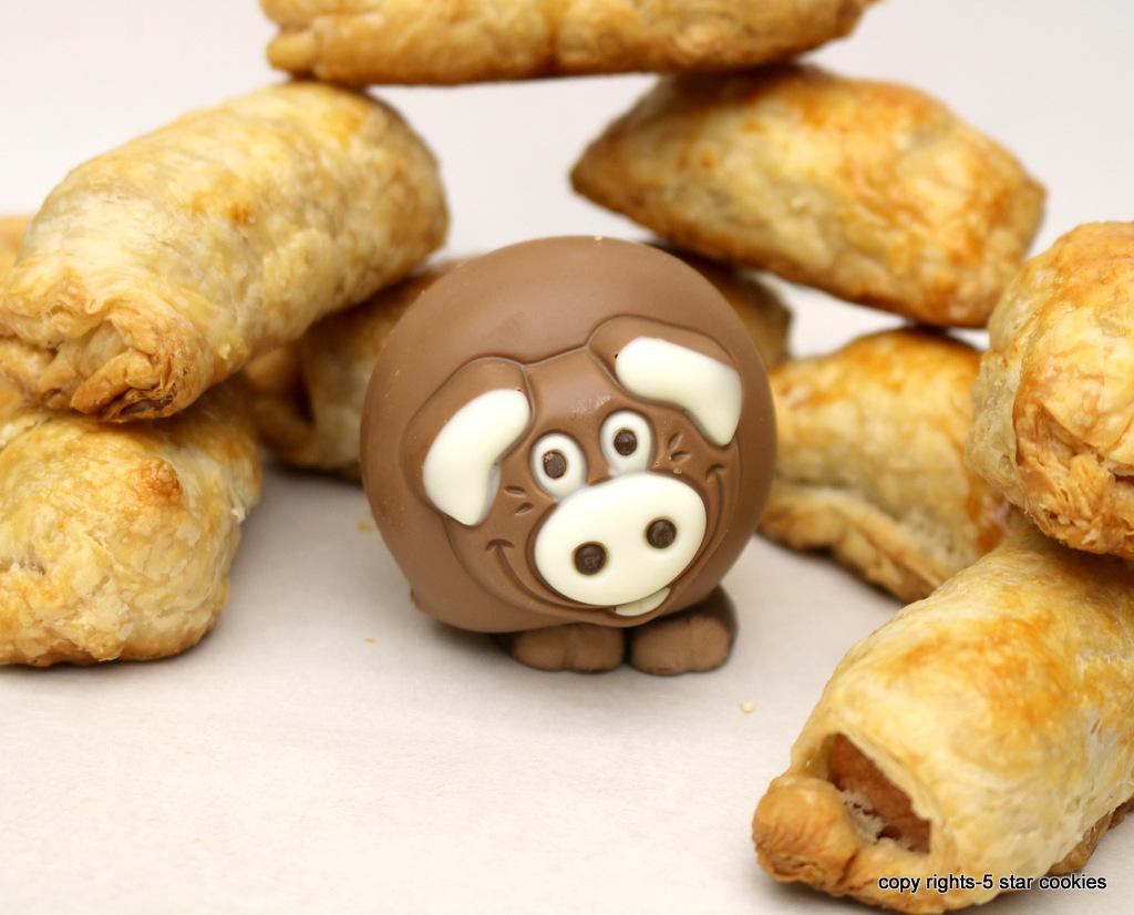 Pigs in a blanket from the best food blog 5starcookies - Enjoy