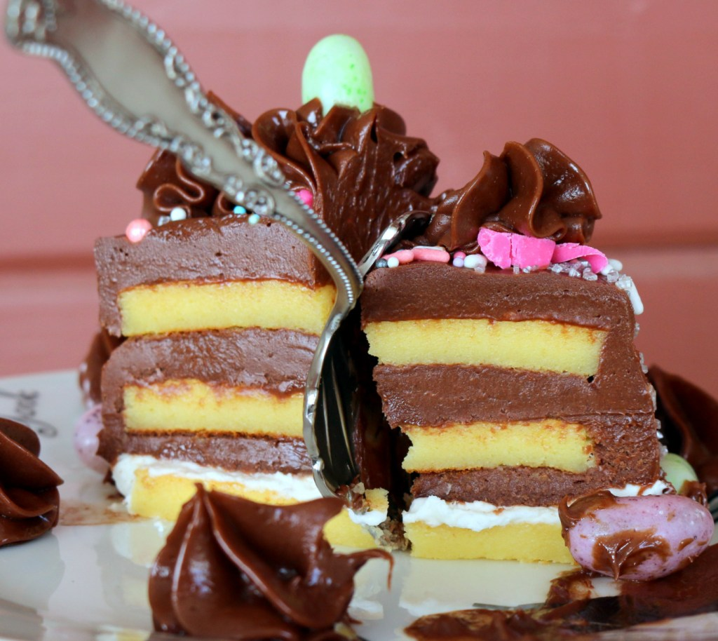 gluten free nutella chocolate torte from the best food blog 5starcookies - ready to eat this amazing the best Nutella cake