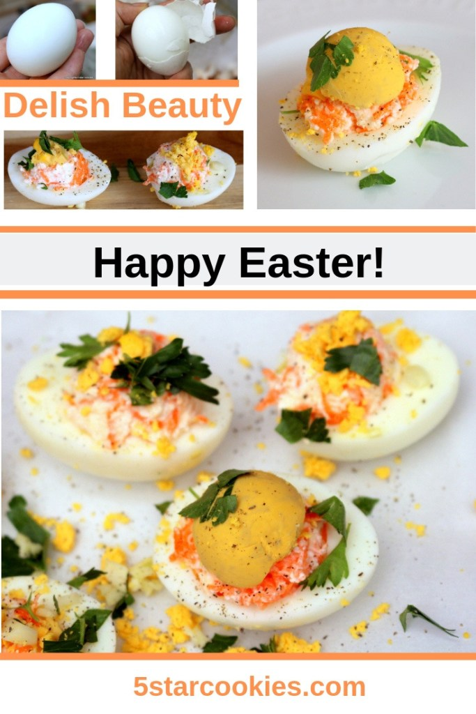Happy Easter from the best food blog 5starcookies