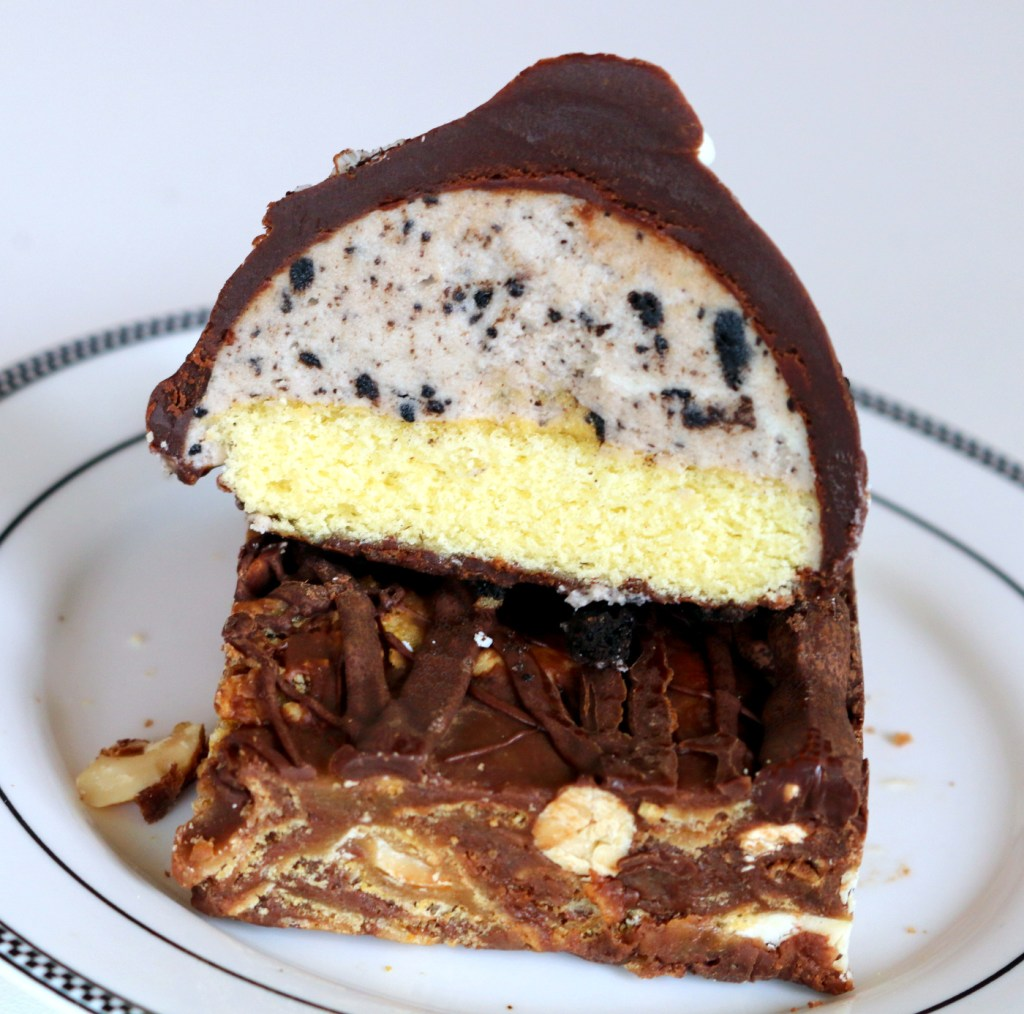 Oreo chocolate bombes from your best food blog 5starcookies-being social is important and Oreo chocolate bombes is with Baby Ruth Bars