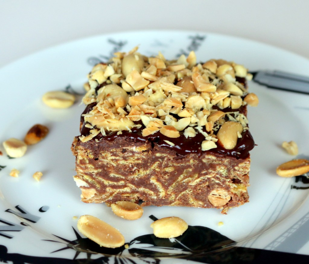 Homemade baby ruth bars from the best food blog 5starcookies-making one more time the best homemade version of  American baby ruth chocolate bar