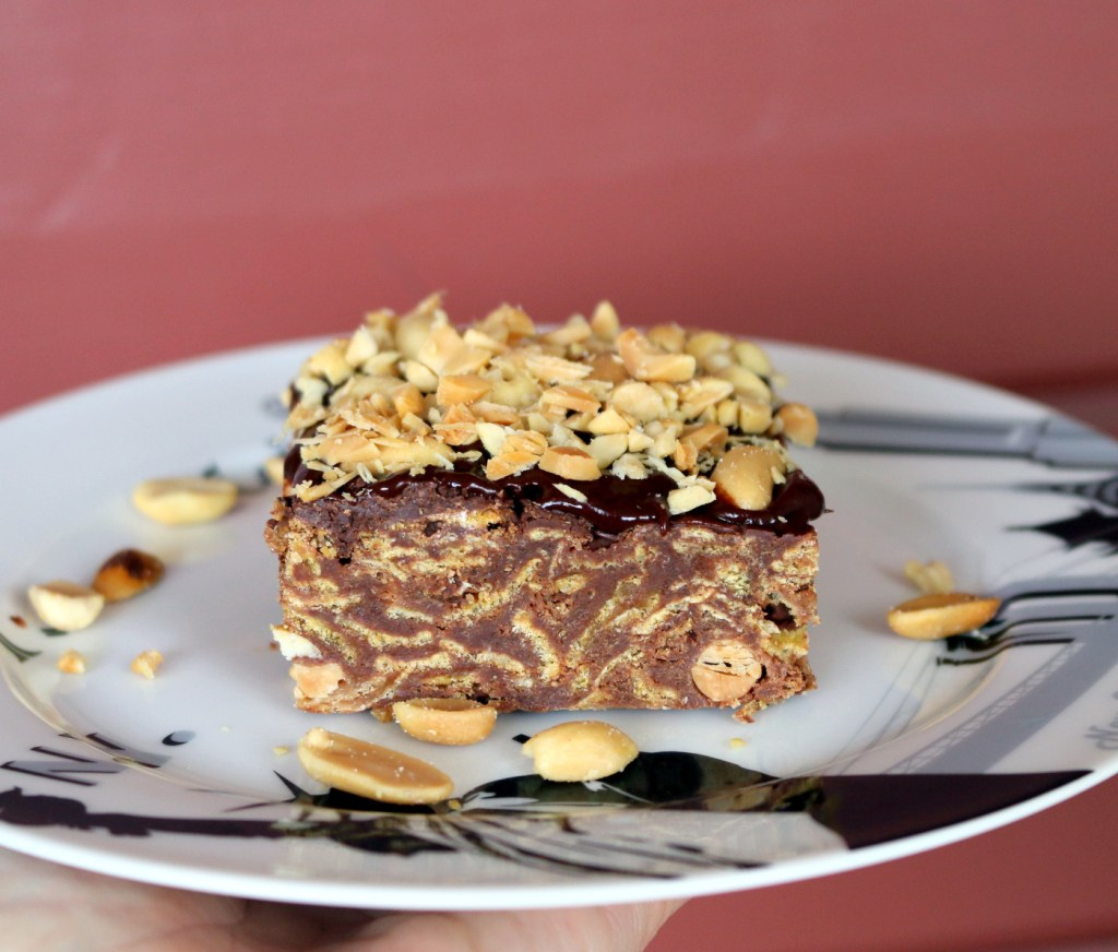 Homemade baby ruth bars from the best food blog 5starcookies-Baby one more time