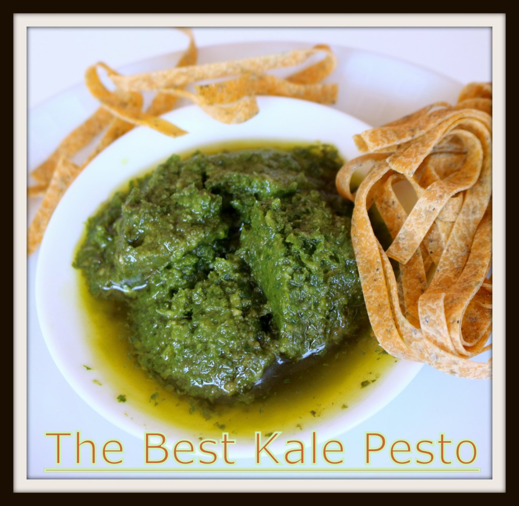 The best kale pesto from the best food blog 5starcookies-easy as 3 2 1