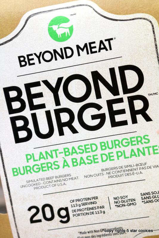 shopping list-buy beyond burger