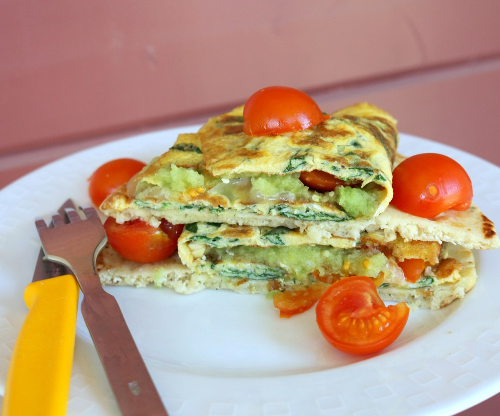 Brakfast fab omelet from your best food blog 5 star cookies-serve and enjoy