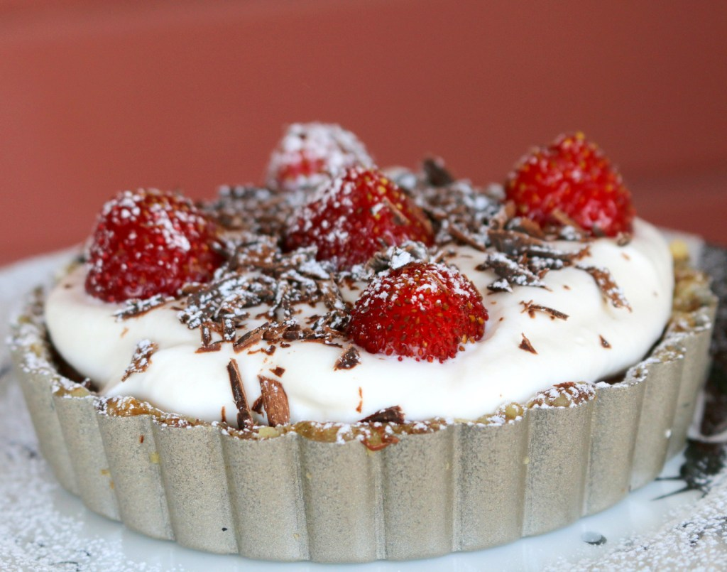 Nutella Summer Tarts-easy no bake and delicious recipe for all Nutella lovers