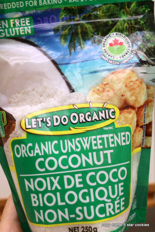 organic coconut used to make coconut butter