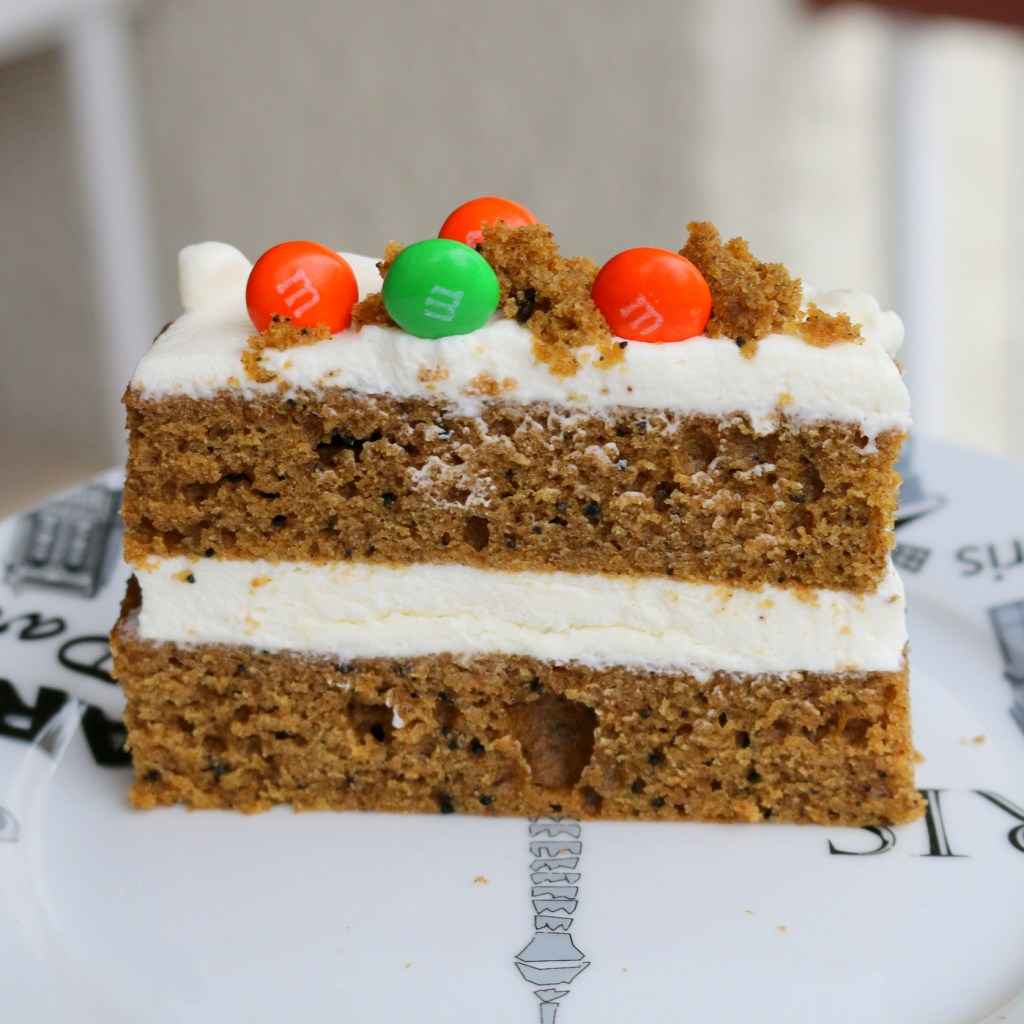 Pumpkin Espresso Cheese 5 Star Cakes - easy cake for pumpkin season