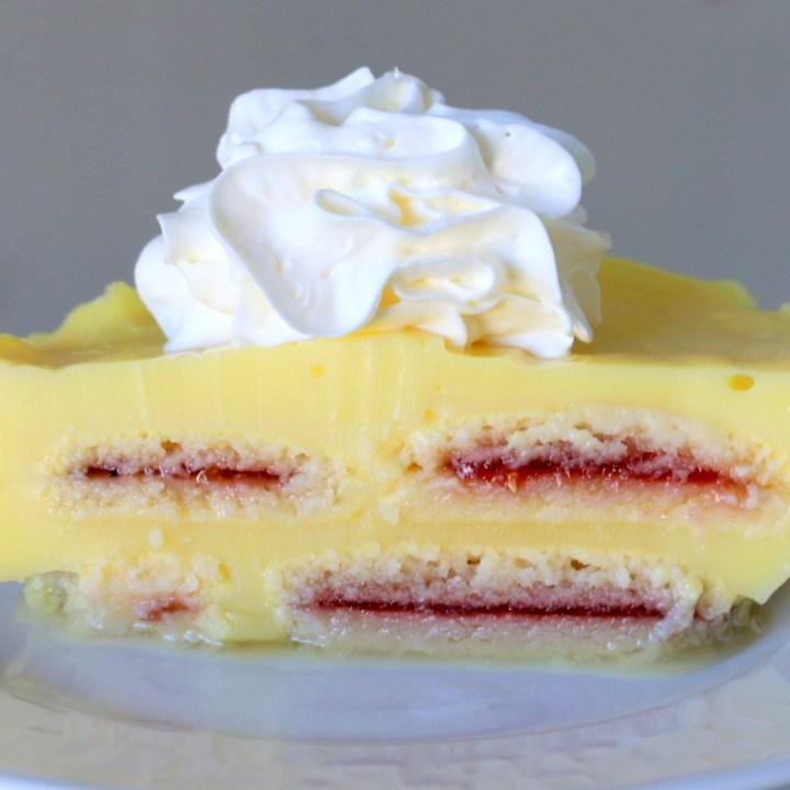 Imperial Vanilla Cake - Take Action