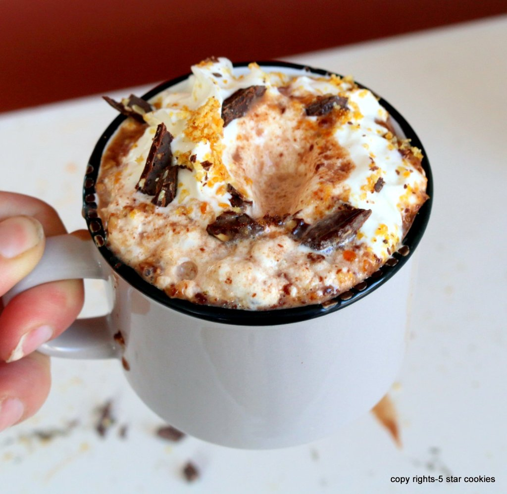 How to make the best Lindt Lindor Hazelnut Hot chocolate