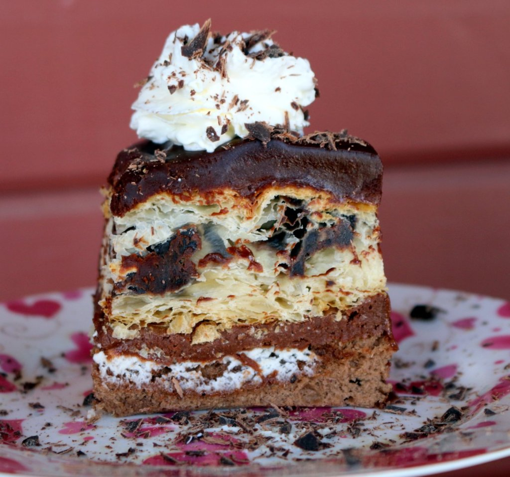 third eye awakening or the best chocolate cake