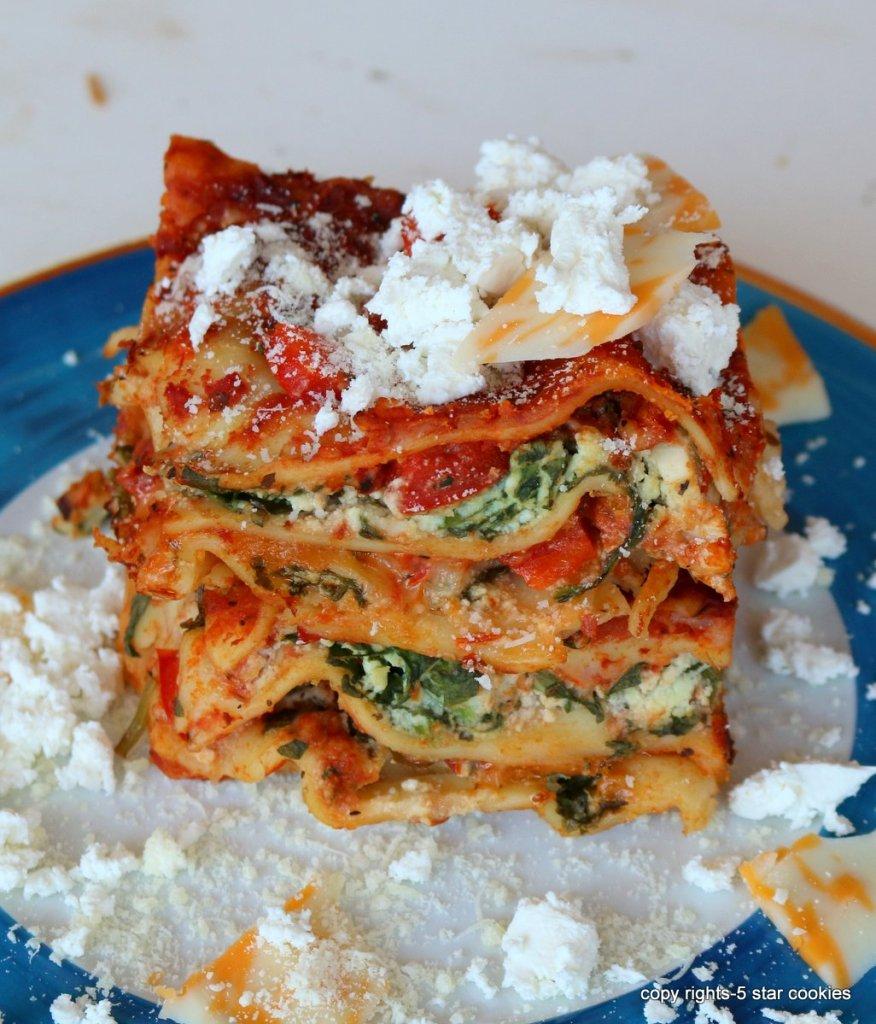 best lasagna recipe from the best food blog 5starcookies