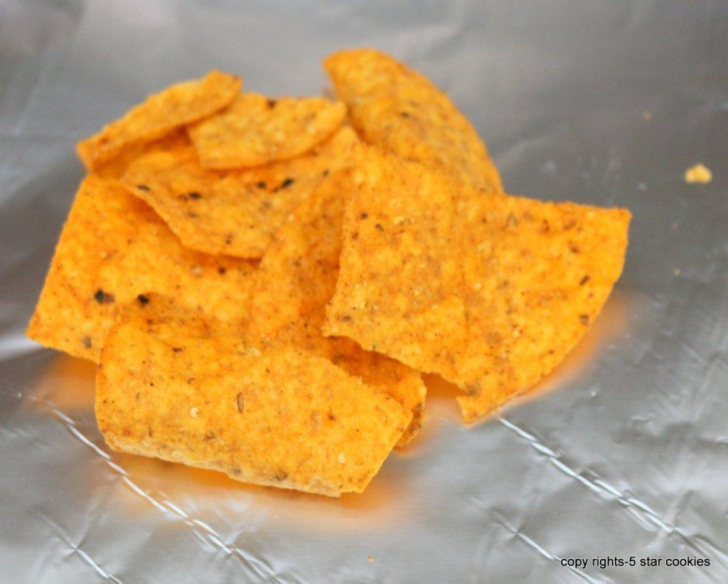 tortilla chips per person