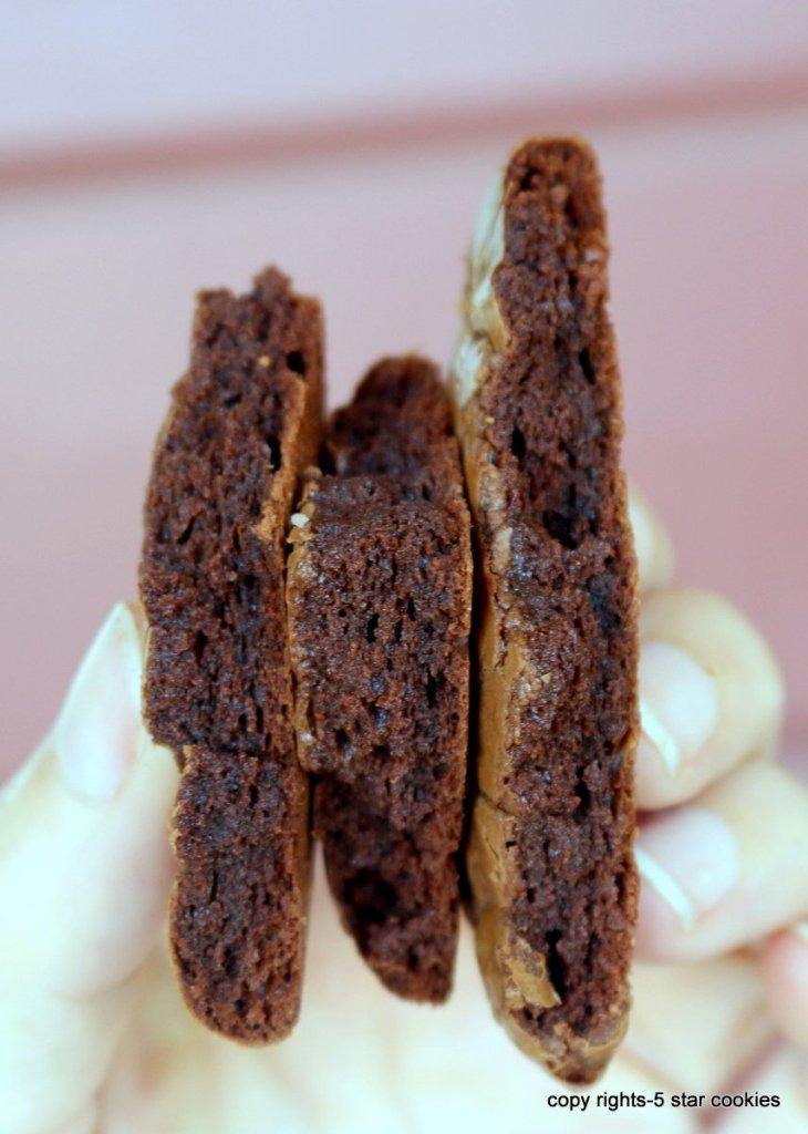 Brownie Chocolate Heaven Cookies is super easy recipe to make
