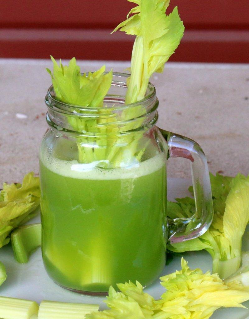 enjoy and share celery lemon juice