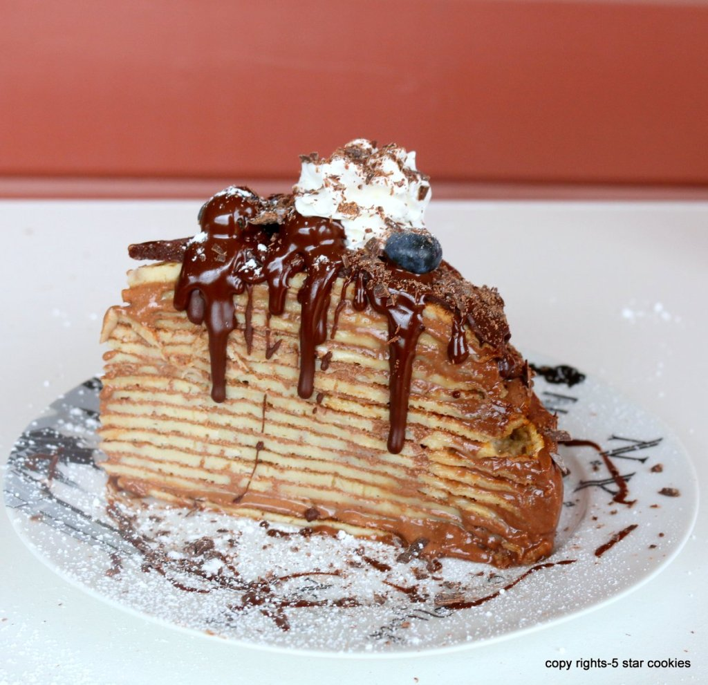 The best crepe cake