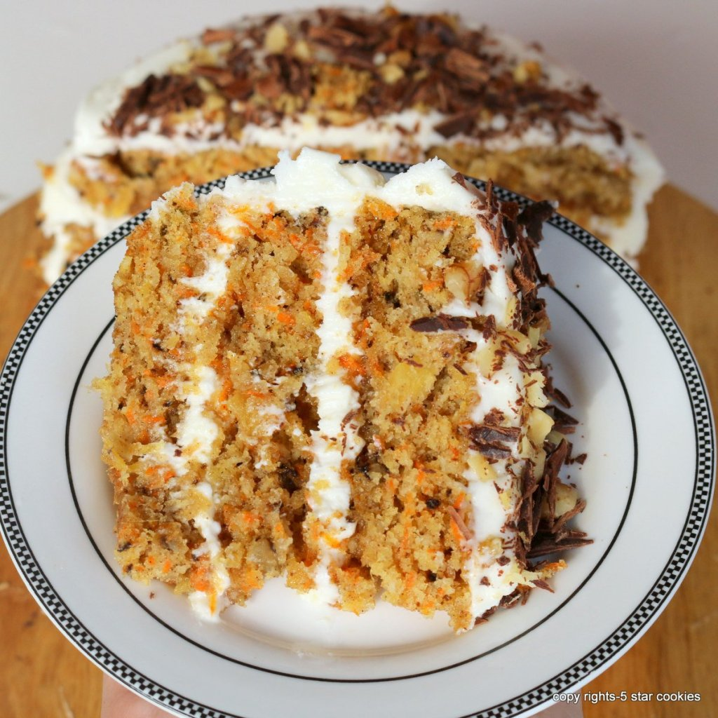 your carrot cake