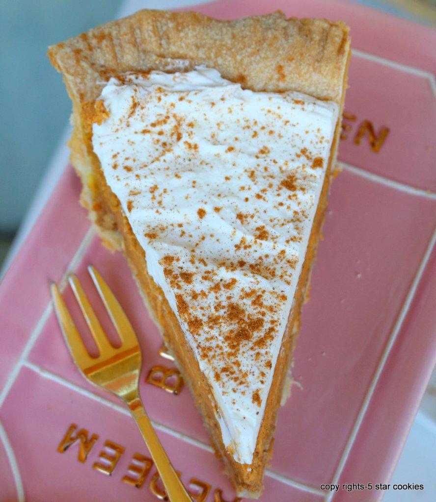 pumpkin easy pie