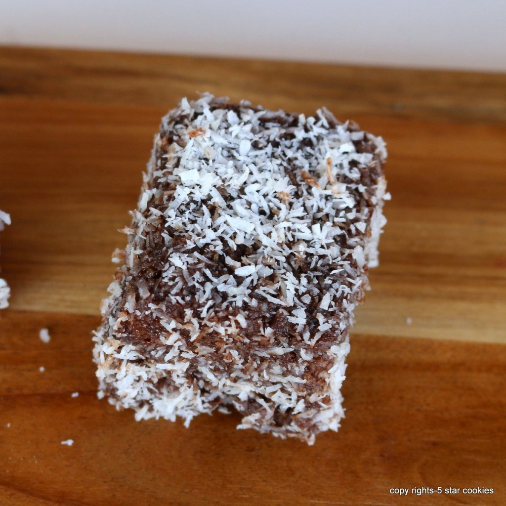 Lamingtons Cake