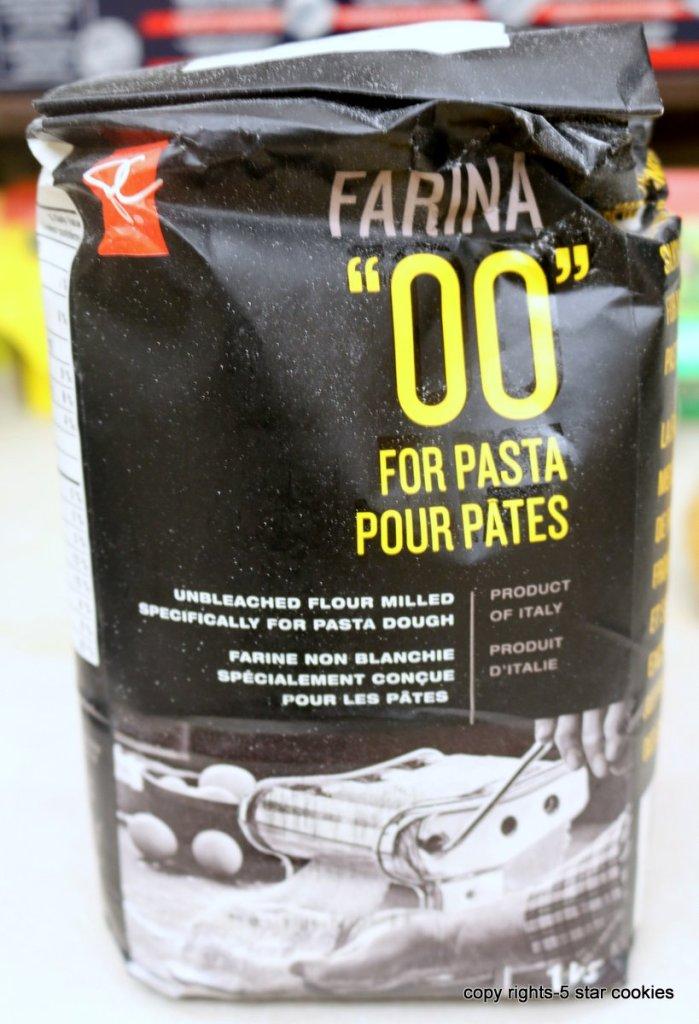 00 flour for pasta