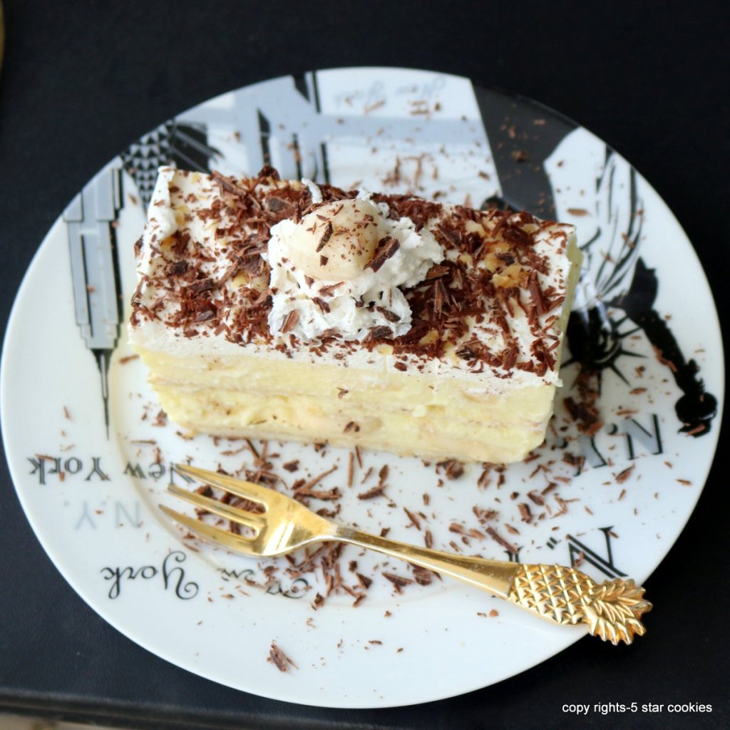 the best cake with bananas