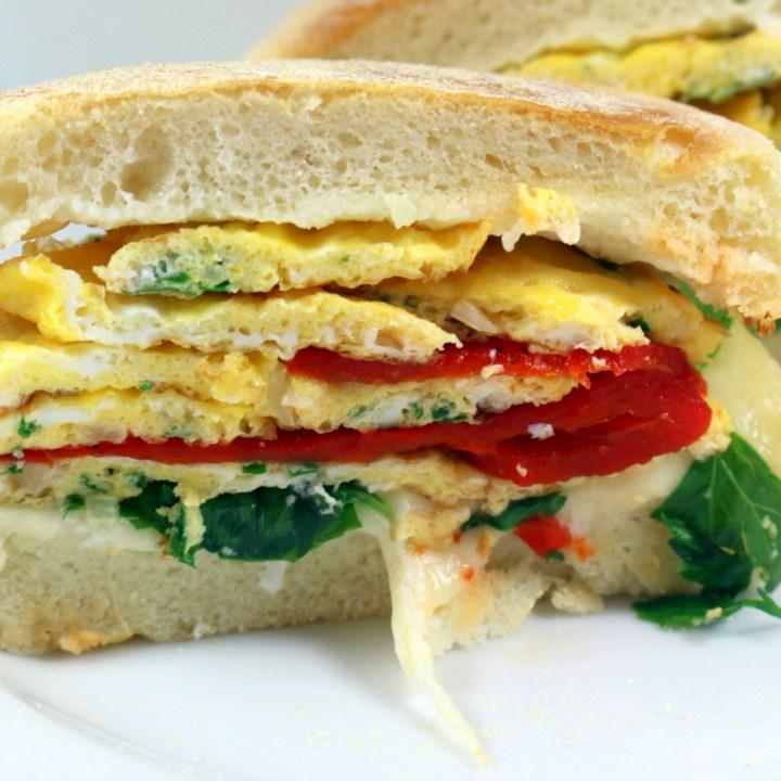 5 Star Breakfast Sandwich