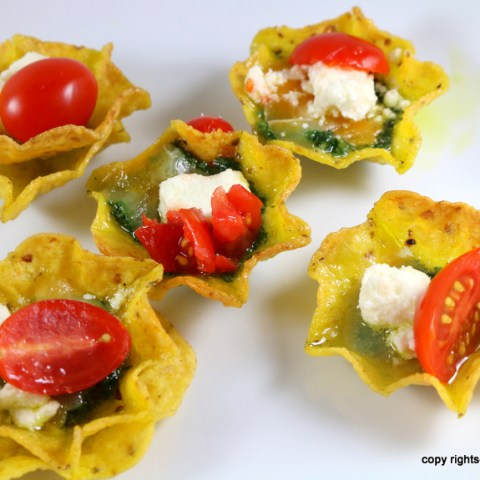 Tortilla Mini Pizza - Cooking with Ariel