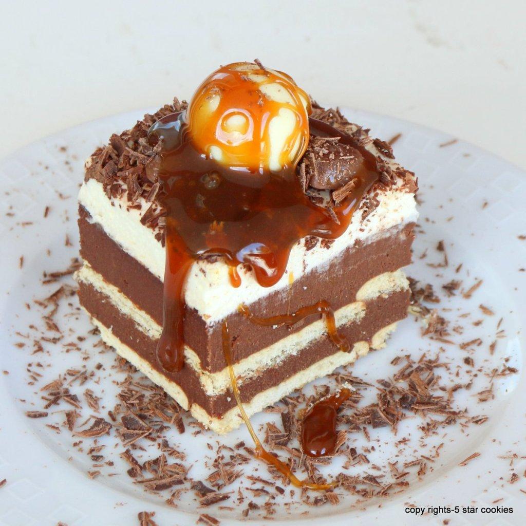 no bake chocolate cake