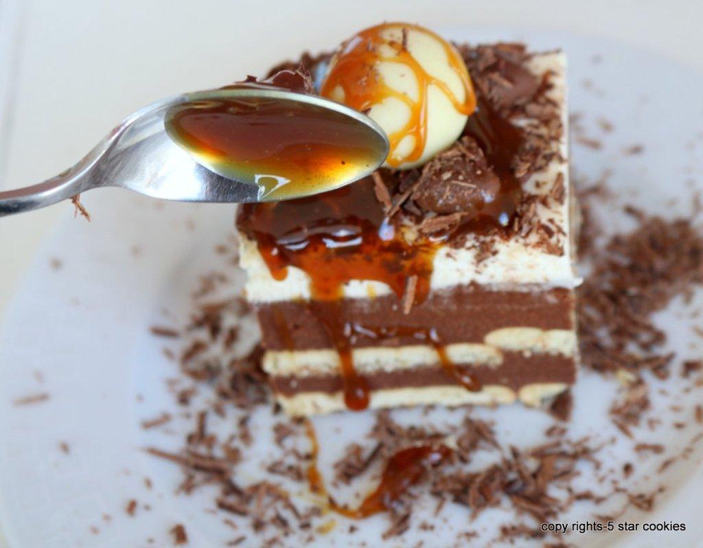 your chocolate cake