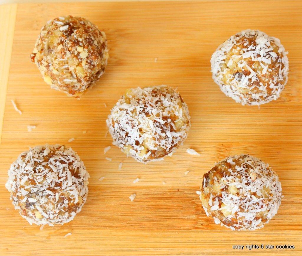 energy apricot balls