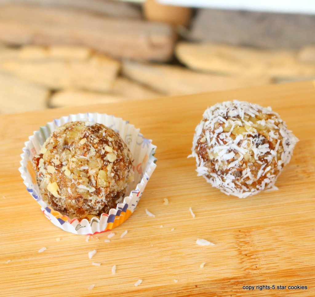 healthy energy apricot bombs