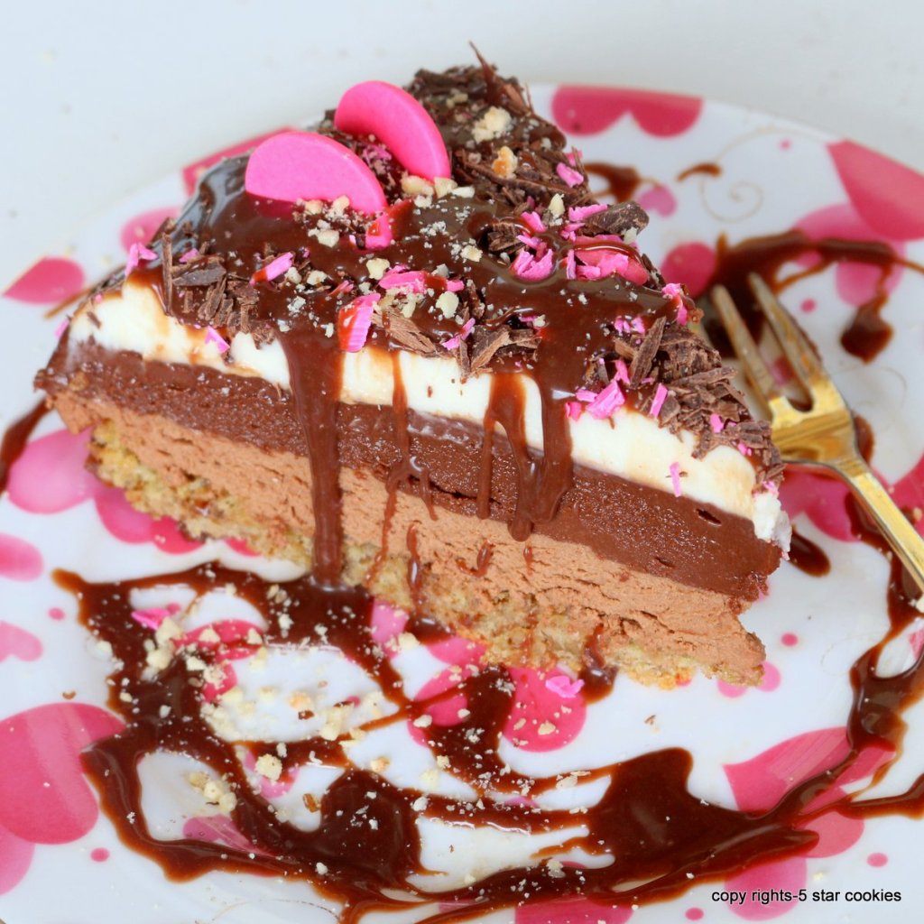 simple chocolate cake for you