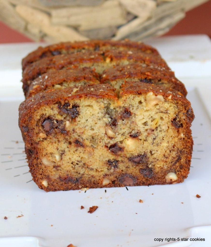 Easy and Best banana bread recipe