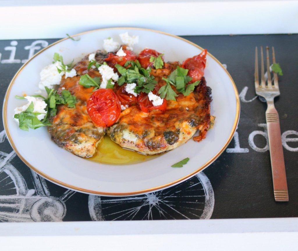 Oven Pesto Chicken Recipes